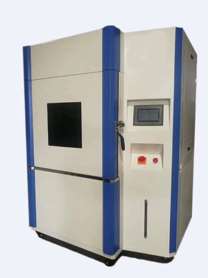 ISO16750-4 Clause 4.2 Splash Water Test Chamber Simulating Thermal Shock Testing On Vehicle Caused By Ice Water